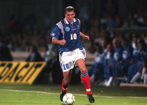 FUSSBALL: TOURNOI DE FRANCE MINI - WM Lyon, 04.06.97